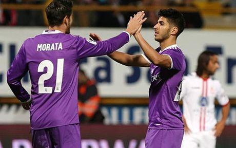 The thao 24h: Real Madrid dai thang '7 sao' o Cup nha Vua - Anh 1