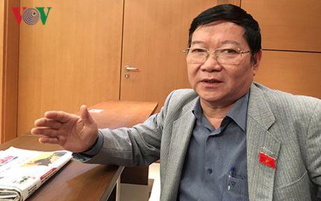 Ong Le Nhu Tien: 'Vu ong Vu Huy Hoang da lam thi phai lam triet de' - Anh 1