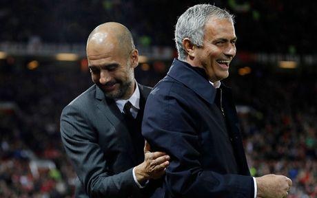 '101 bieu cam' cua Jose Mourinho trong chien thang truoc Man City - Anh 1