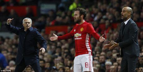 '101 bieu cam' cua Jose Mourinho trong chien thang truoc Man City - Anh 8