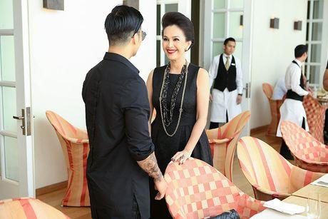 Thien Nguyen - Truong Ngoc Anh 'tinh cam' tai tiec sinh nhat - Anh 8