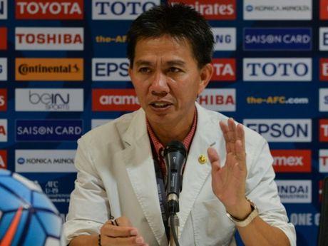 HLV Hoang Anh Tuan: Tran dau cua U19 Viet Nam da ket thuc sau 10 phut - Anh 1
