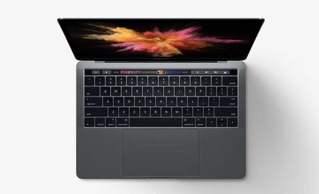 7 diem dang chu y nhat ve may tinh MacBook Pro 2016 cua Apple - Anh 1