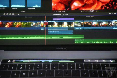 7 diem dang chu y nhat ve may tinh MacBook Pro 2016 cua Apple - Anh 4