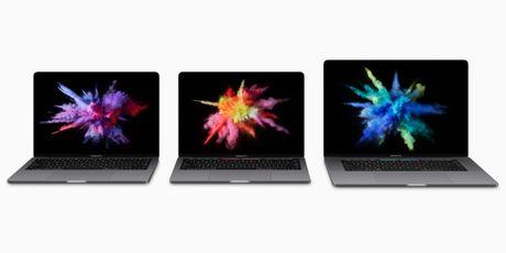 7 diem dang chu y nhat ve may tinh MacBook Pro 2016 cua Apple - Anh 6