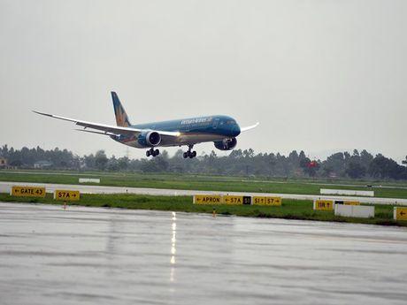 Hang chuc hanh khach Vietnam Airlines phai so cuu tai Nhat Ban - Anh 1