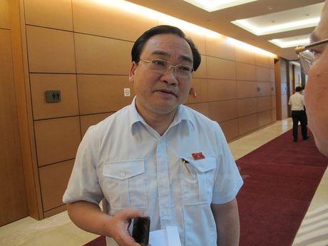 Bi thu Ha Noi: Khong gian dan thi via he de di bo van chi la noi choi - Anh 1