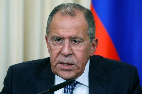Ngoai truong Nga Lavrov: Can mot ke hoach Marshall cho Syria - Anh 1