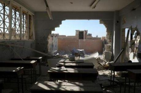 Khong kich truong hoc Syria, Lien Hiep quoc bang hoang - Anh 1