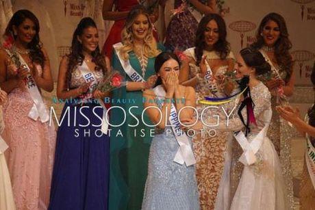 Tranh cai nhan sac tu Miss International toi Miss Universe - Anh 1