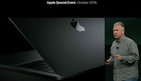 Apple trinh lang tuyet pham Macbook Pro moi voi Touch Bar - Anh 2