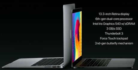 Apple trinh lang tuyet pham Macbook Pro moi voi Touch Bar - Anh 6