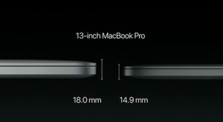 Apple trinh lang tuyet pham Macbook Pro moi voi Touch Bar - Anh 7