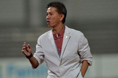 HLV Hoang Anh Tuan ly giai nguyen nhan tham bai cua U19 Viet Nam - Anh 1