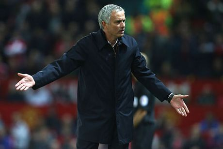 Phat ngon bua bai, Mourinho sap bi FA trung phat - Anh 1