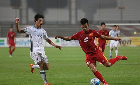 U19 Viet Nam va nhung bai hoc sau tran thua truoc U19 Nhat Ban - Anh 1