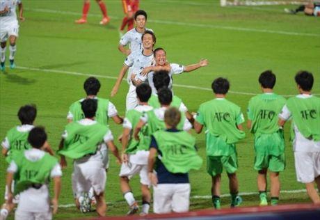 HLV U19 Nhat Ban tiet lo ly do dung doi hinh 2 da U19 Viet Nam - Anh 1