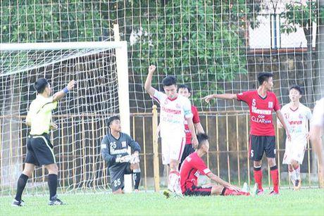 HAGL va Than Quang Ninh doat ve vao ban ket giai U21 quoc gia - Anh 1