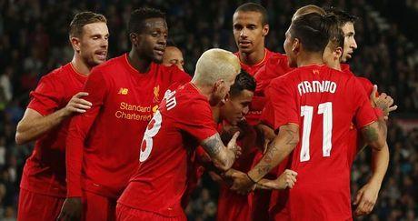 Giai ma Liverpool: Suc manh tu 'bo tu huyen ao' - Anh 1