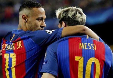 Neymar chang la gi neu khong co Ronaldo, Messi - Anh 1