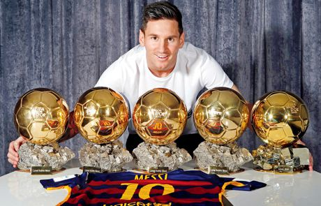 13 ki luc the gioi duoc nam giu boi Lionel Messi - Anh 1
