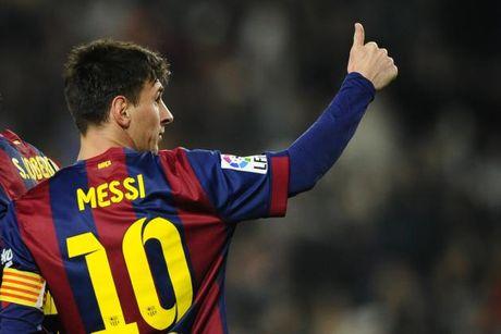 13 ki luc the gioi duoc nam giu boi Lionel Messi - Anh 3