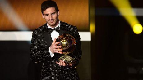 13 ki luc the gioi duoc nam giu boi Lionel Messi - Anh 4