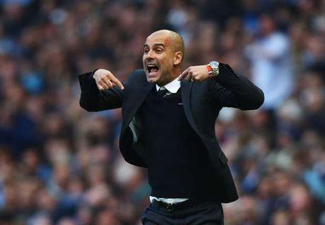 Pep Guardiola khong hung thu voi Real Madrid - Anh 1