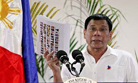 Philippines chong ma tuy: Ban chet mot thi truong - Anh 1