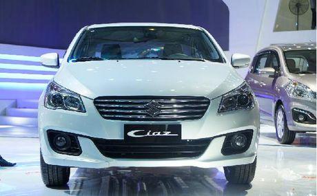 Suzuki Ciaz gia 580 trieu tai Viet Nam - Anh 1