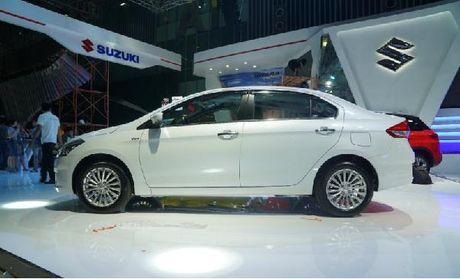 Suzuki Ciaz gia 580 trieu tai Viet Nam - Anh 2