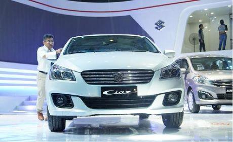 Suzuki Ciaz gia 580 trieu tai Viet Nam - Anh 4