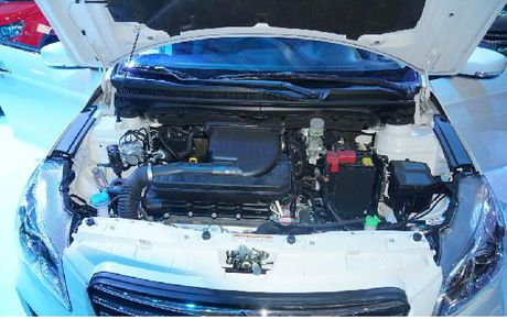Suzuki Ciaz gia 580 trieu tai Viet Nam - Anh 7