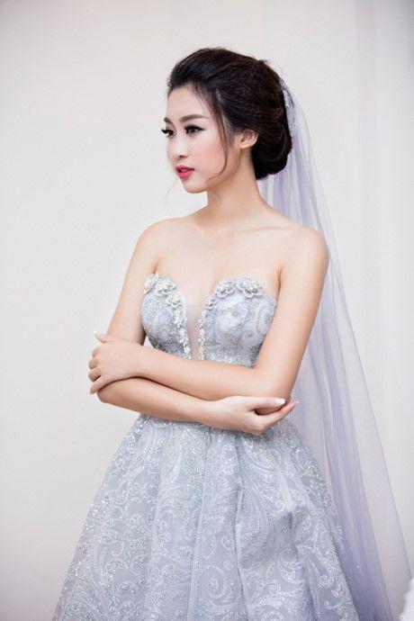 Hoa hau My Linh khoe nhan sac khong kem canh Ngoc Han, Thuy Van - Anh 2