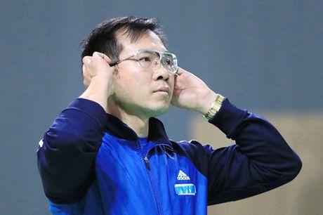 Ky luc gia Olympic Hoang Xuan Vinh khong thi dau tai Giai Ban sung Dong Nam A 2016 - Anh 1