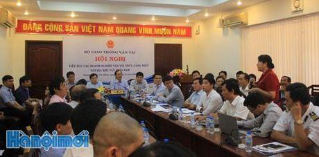 Thao go vuong mac cho doanh nghiep duong thuy - Anh 1