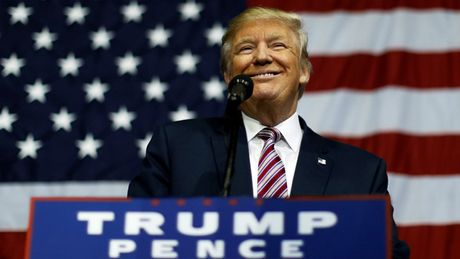 Ong Trump keu goi dung bau cu, tu gianh chuc tong thong - Anh 1