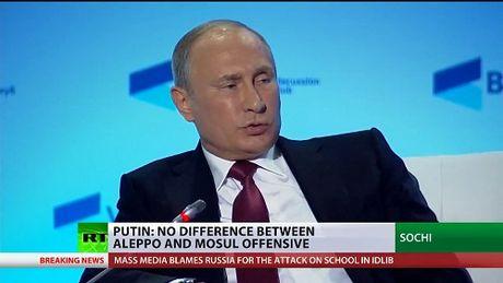 Tong thong Putin: Nga hau nhu khong quan tam den bau cu My - Anh 1