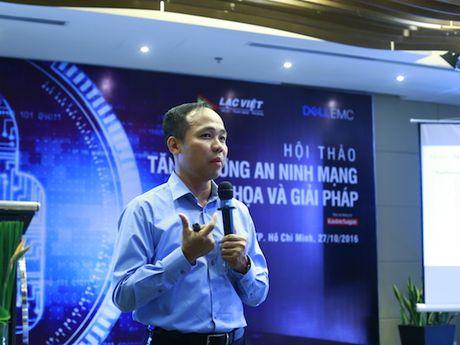 Giai phap tang cuong an ninh mang cho doanh nghiep 2016 - Anh 1