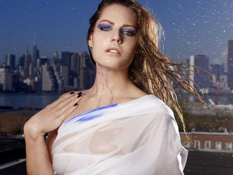 Nhung co nang ngoai co thanh danh tu America's Next Top Model - Anh 6