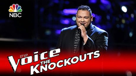 """""""The Voice"""" My tiep tuc thang hoa voi vong Do van - Anh 1"""