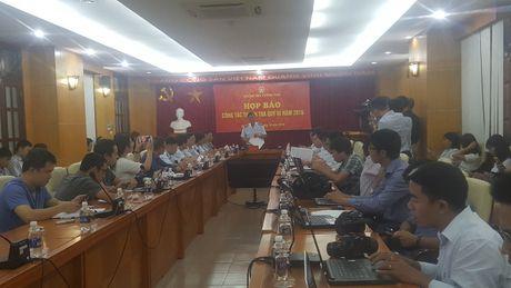 TTCP thua nhan bo nhiem thua can bo o thoi ong Huynh Phong Tranh - Anh 1