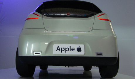 Apple se cach mang hoa cong nghe trong cong nghiep xe hoi - Anh 1