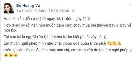 Lo ngay cuoi chinh thuc cua Tran Thanh – Hari Won - Anh 1
