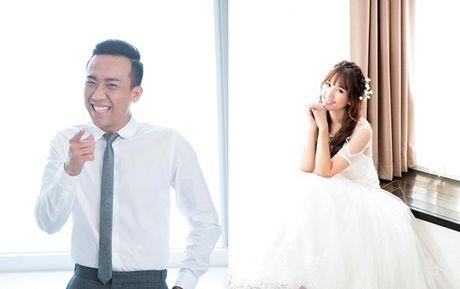 Lo ngay cuoi chinh thuc cua Tran Thanh – Hari Won - Anh 3