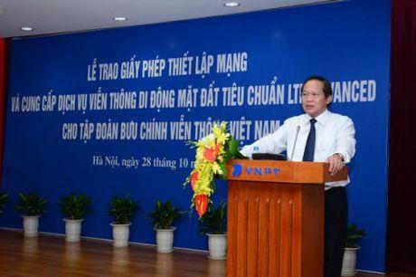 VNPT trien khai nhanh 4G nhung van phai dam bao chat luong dich vu - Anh 2