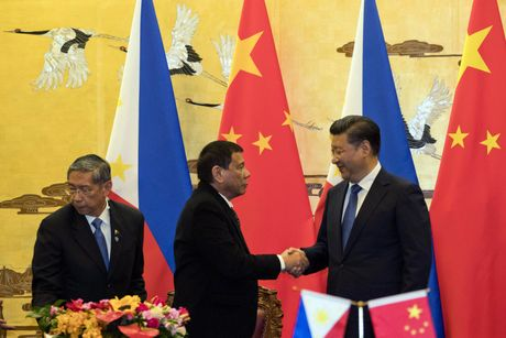 The Diplomat: Quan he My - Philippines se doi chieu nhanh thoi - Anh 2