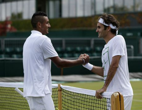 "Tin the thao HOT 28/10: Federer ""day do"" Kyrgios - Anh 1"