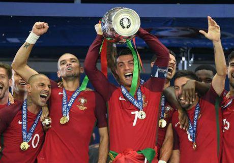 Dua QBV: Ronaldo, Messi khong phai ung vien so 1 - Anh 3