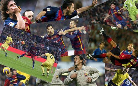 """Sieu pham so 1 Barca: Ro """"beo"""" dau Ronaldinho, Messi - Anh 1"""